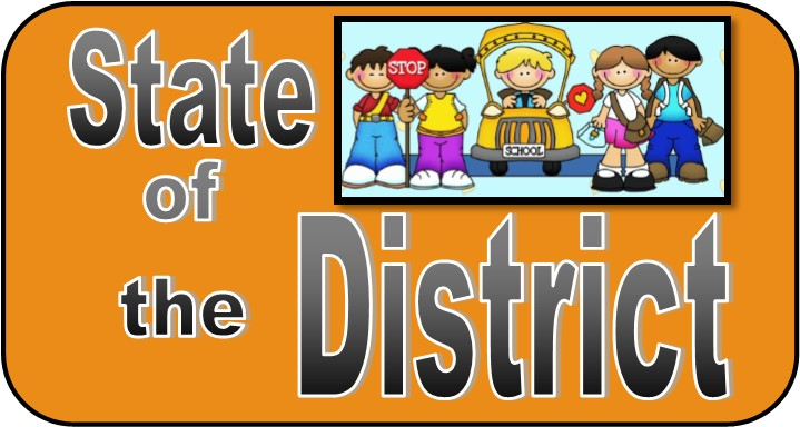 Superintendent Update – State of the District