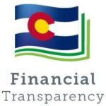 Financial Transparency Icon. Click to navigate to finance department page