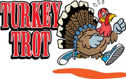 Annual Turkey Trot – Nov 18th