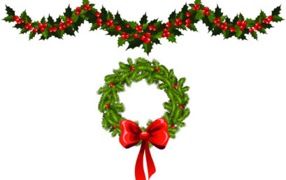 Annual Christmas Wreath & Garland Fundraiser thru Nov 17th