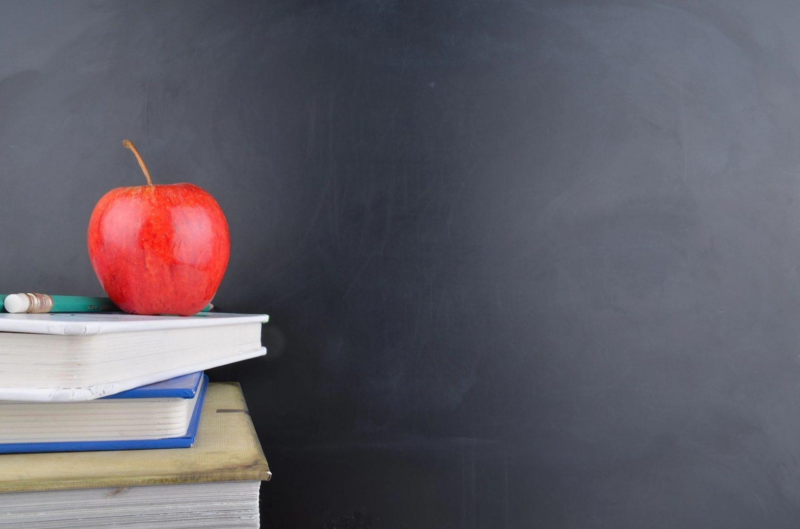 Classroom Books and Apple