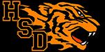 HSD Tiger logo head
