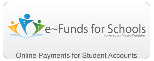 E-Funds payment icon for student fees and services