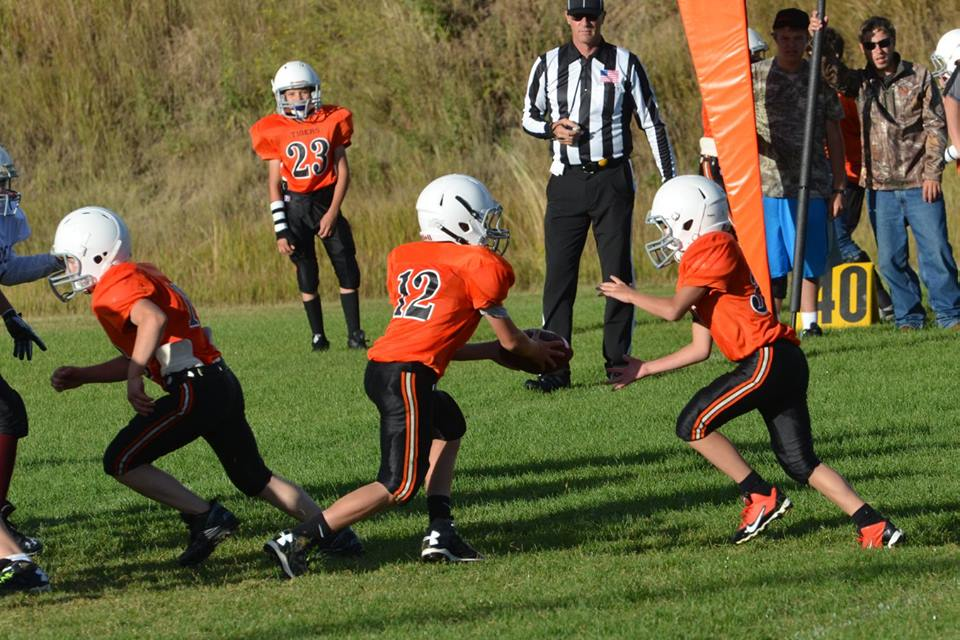 Middle School Football